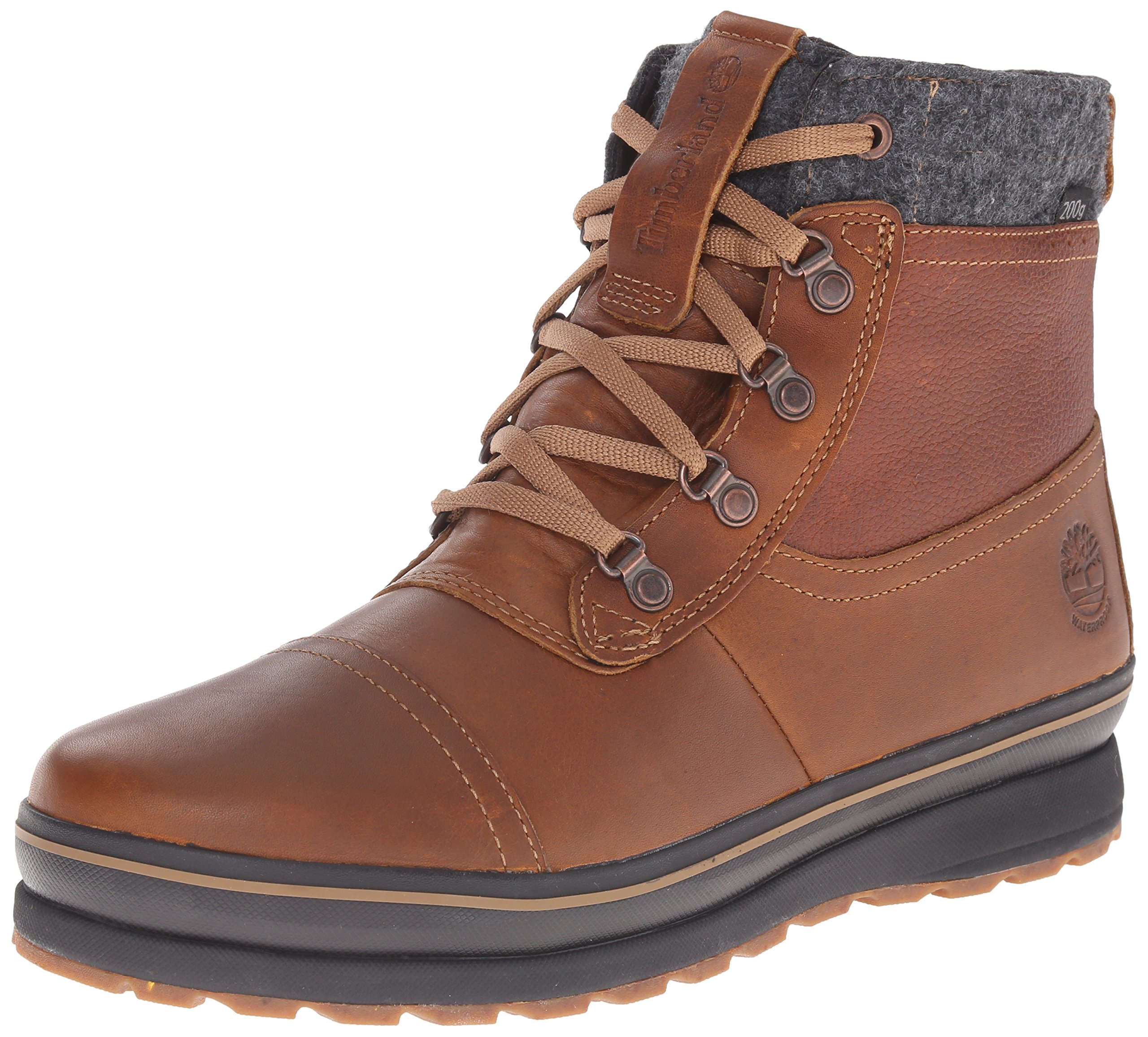Timberland Men's Schazzberg Mid WP Insulated Winter Boot