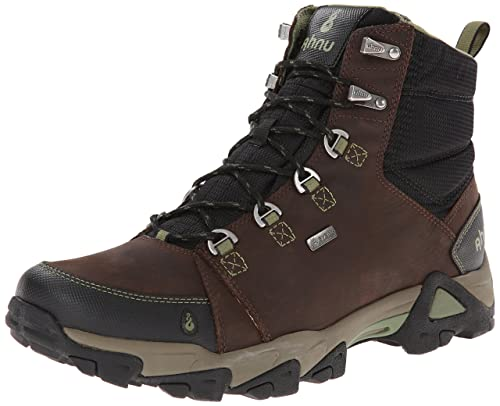 Ahnu Men's Coburn Hiking Boot,Porter,7.5 M US
