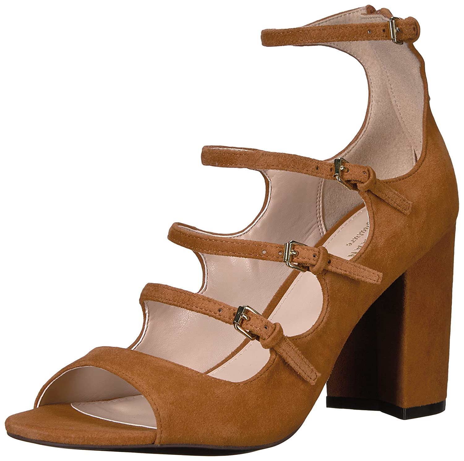Cole Haan Women's Cielo High Dress Sandal B01N700BSS 9 B(M) US|British Tan