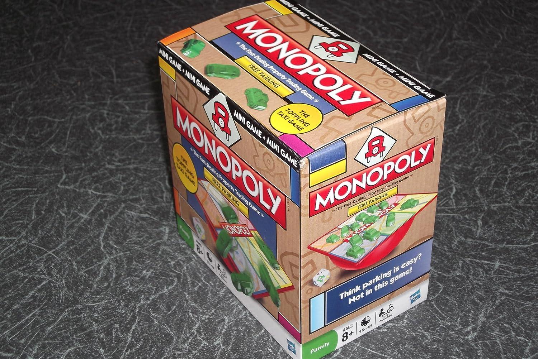 Monopoly Free Parking Mini Game [Toy]: Amazon.es: Juguetes y juegos
