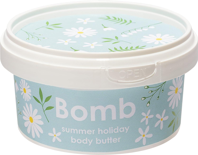 Bomb Cosmetics Bodybutter SUMMER HOLIDAY mit Bergamotte SUMSMO06