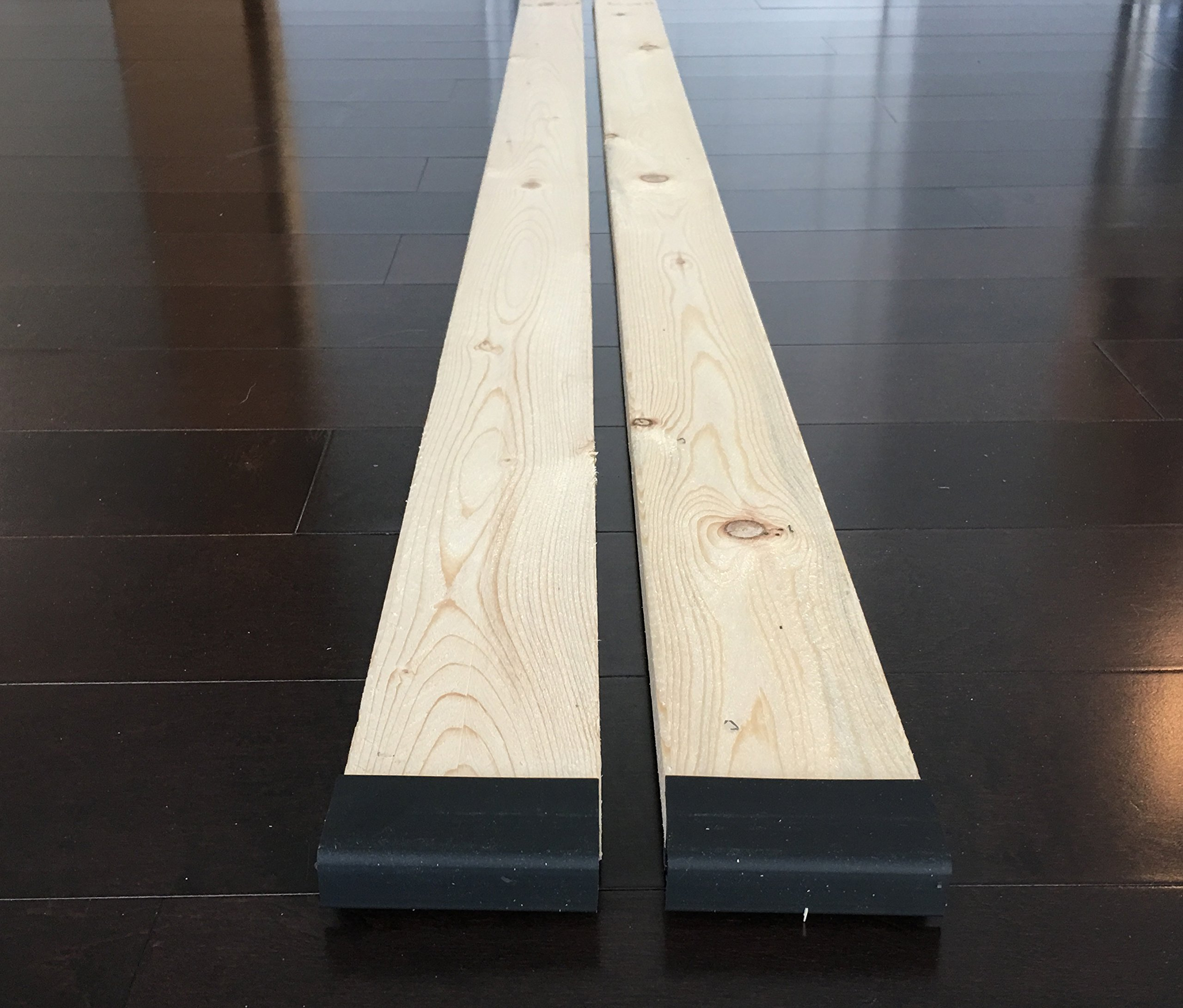 Stratiform 2 Extra Top Slats to add to Whisper Sleep foundation or platform bed by (fits TwinXL, Queen and King sizes)