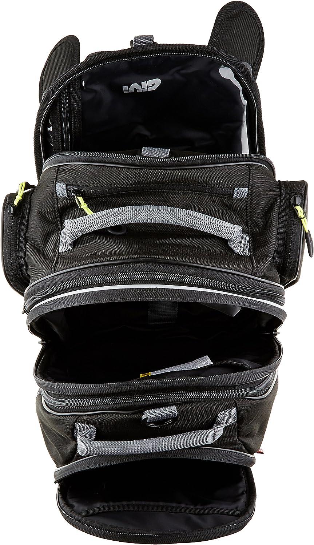 Givi Ea103 Easy Bag Tankrucksack Mit Magnet Volumen 33 42 Liter Max Zuladung 2 Kg Auto