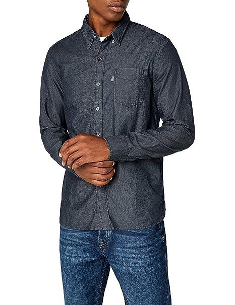 c11407fc6f7 Levi s Men s Sunset 1 Pocket Shirt Casual  Levis  Amazon.co.uk  Clothing