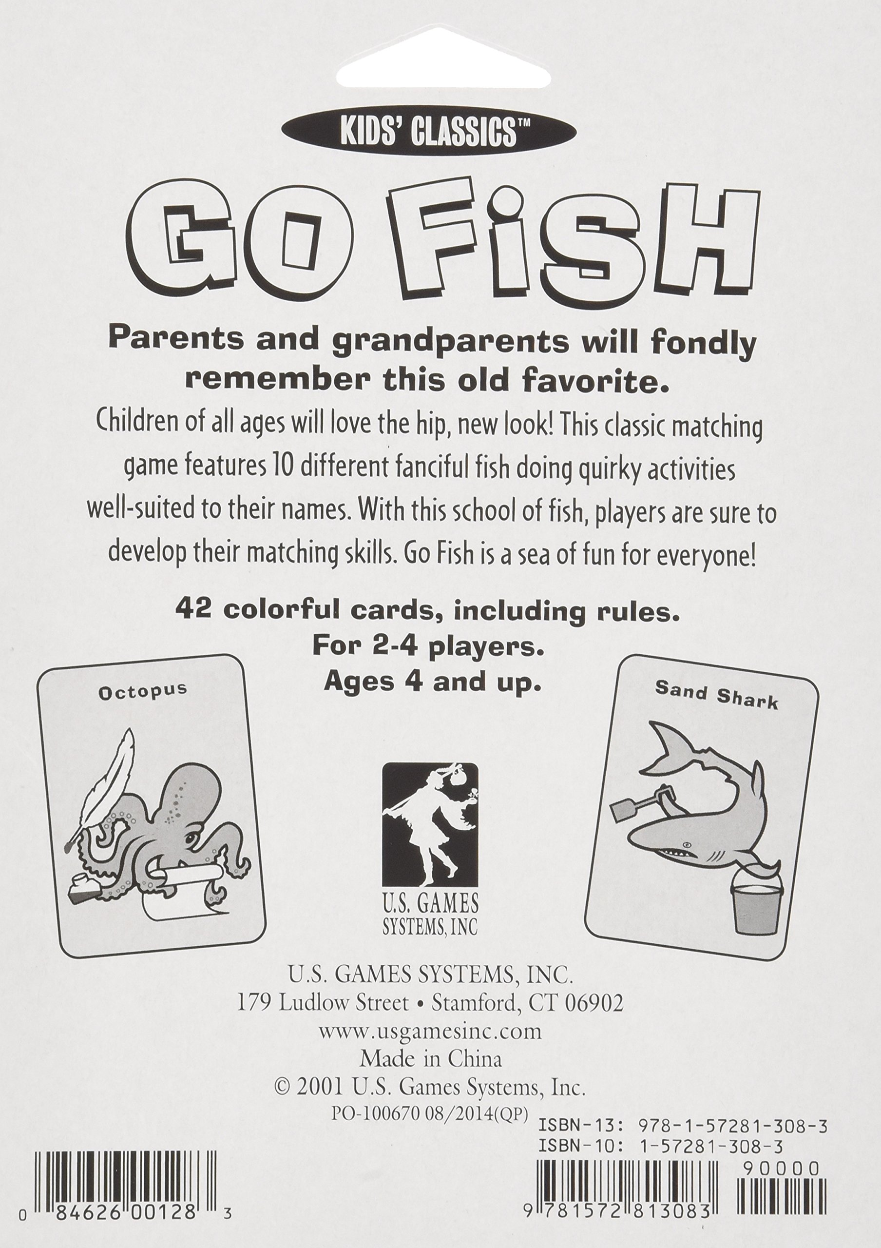 How do you play go fish with playing cards howsto co for Go fish instructions