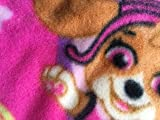 The Fun House Skye Pup Toddler Pillow and Blanket