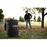 Camp Chef GCAN Collapsible Camping Garbage Can (Black, 26-Inch)