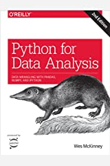 Python for Data Analysis: Data Wrangling with Pandas, NumPy, and IPython Kindle Edition