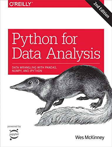 Python for Data Analysis: Data Wrangling with Pandas; NumPy; and IPython