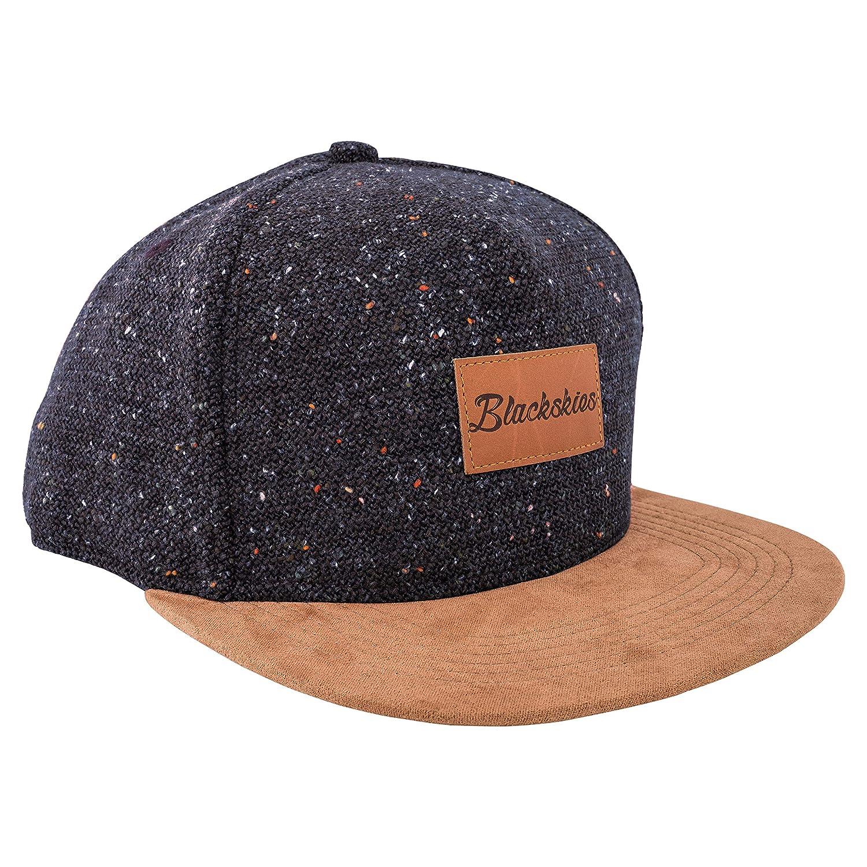 Phoenix Snapback Cap with Embroidery floralen Pattern Unisex Baseball Hat
