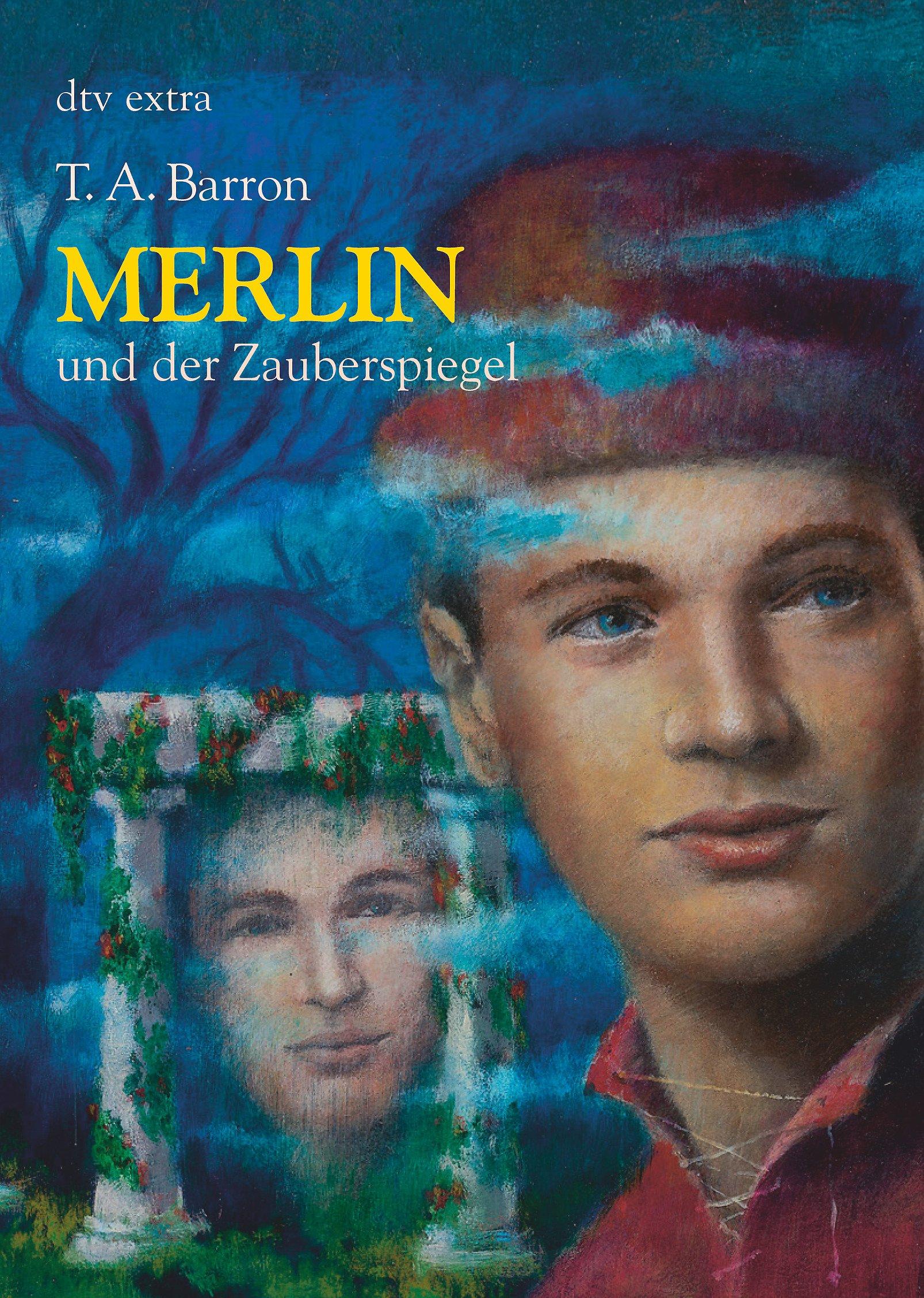 Merlin und der Zauberspiegel 4. Buch