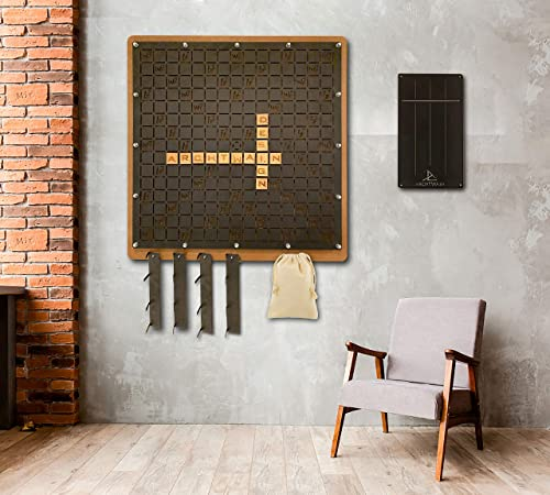 Tubibu Unique Wall Decor, Message Board, Convenient to Play Game, Extraordinary Gift, Wall Decor, Wall Art XL