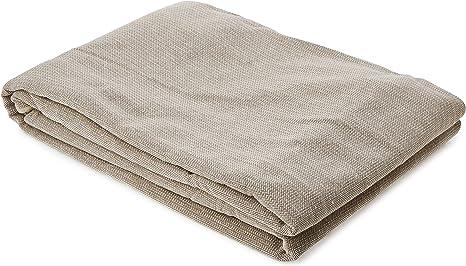 Eysa Constanza - Funda de sofa de lazos, color lino, 140 a 180 cm ...