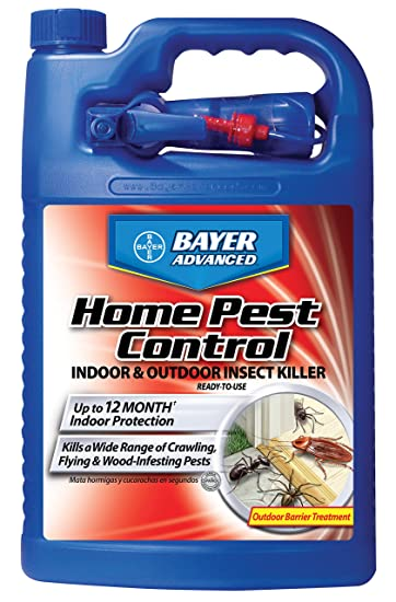 Amazon.Com : Bayer Advanced 502795 Home Pest Control Indoor And
