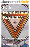Kali Meditation Book II: Kali Yantra Sadhana (English Edition)
