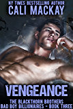 Vengeance: A Bad Boy Billionaire Romance (The Blackthorn Brothers Book 3)
