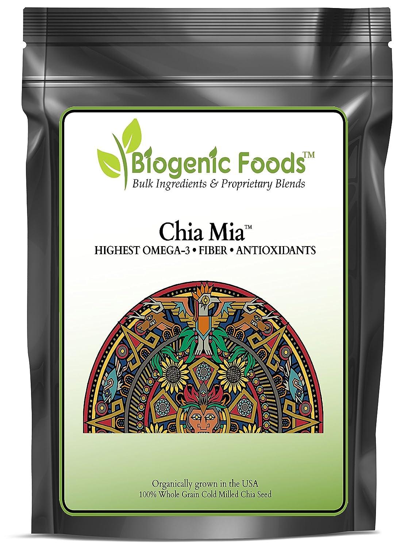 Chia Mia (TM) – Semillas de chia fresca y fina – Crecimiento ...