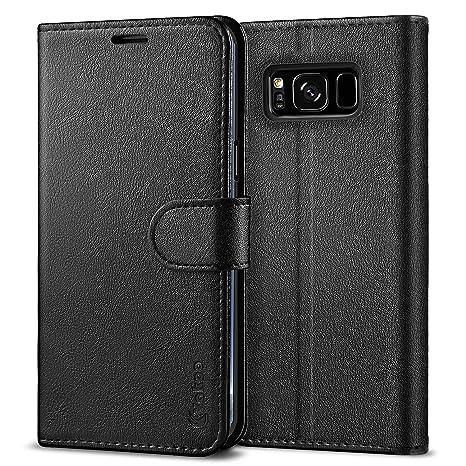 Vakoo [PU-Cuero Funda para Samsung Galaxy S8 (5.8
