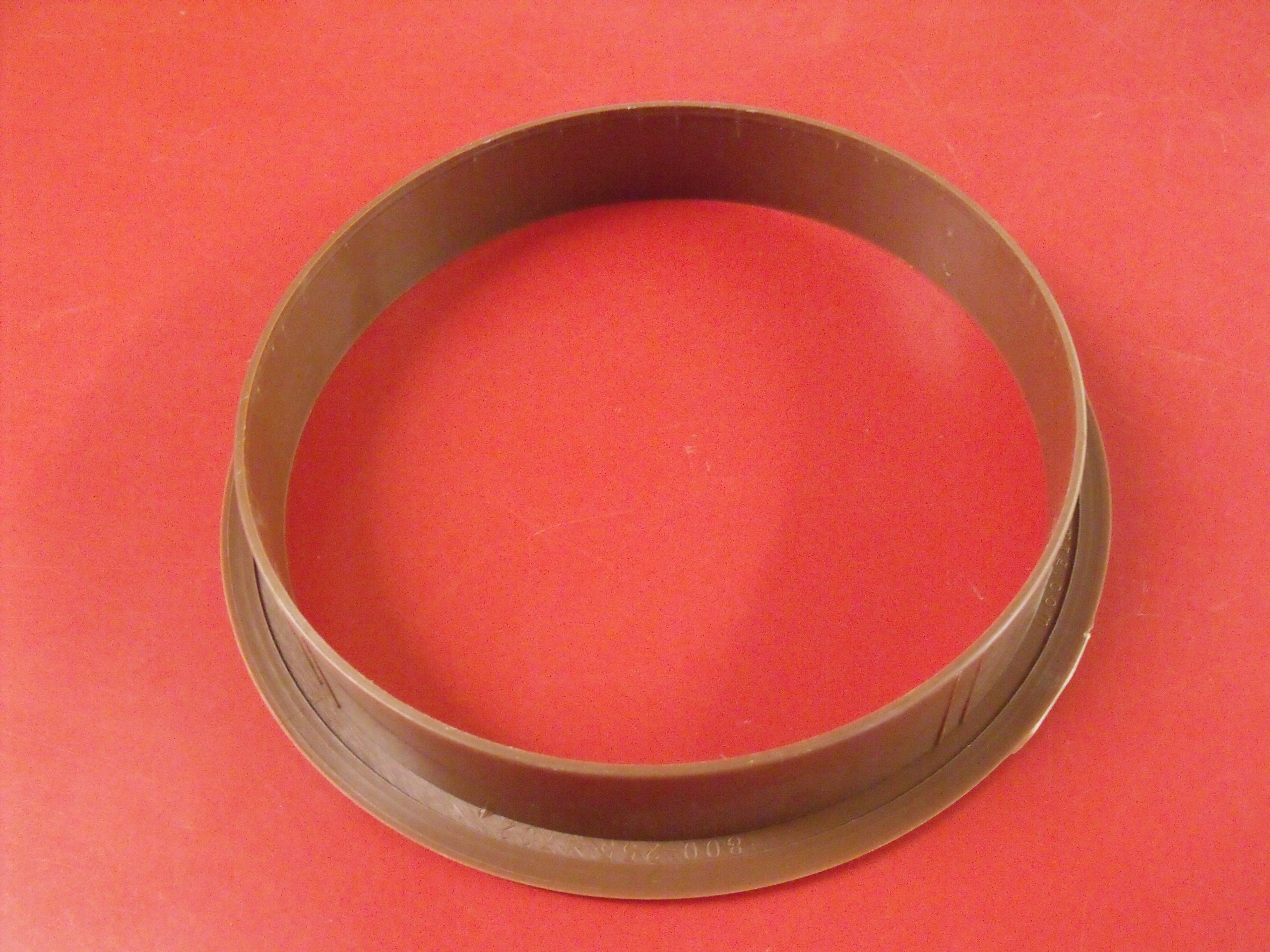 5 Cocoa Brown Finishing Grommet #1044CCBR by Bmi (Image #2)