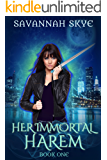 Her Immortal Harem Book One: Apocalyptic Reverse Harem Fantasy Series