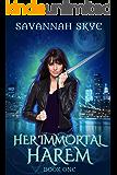 Her Immortal Harem Book One: Apocalyptic Reverse Harem Fantasy Series