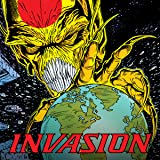 img - for Invasion! (1988-1989) (Issues) (3 Book Series) book / textbook / text book
