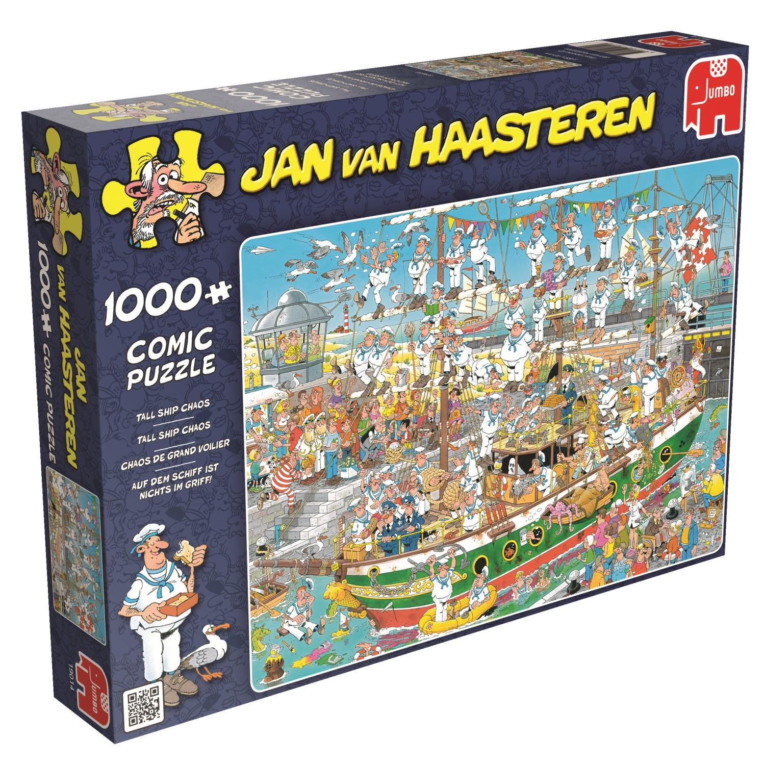 60 Piece 269495 Clementoni Miles from Tomorrow Land Puzzle