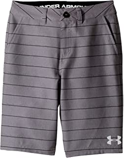 c003229171092 Amazon.com  Under Armour Kids Boy s Standard Shorts (Big Kids ...