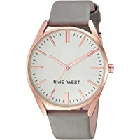 Nine West NW1994RGGY Reloj de Diseñador para Mujer