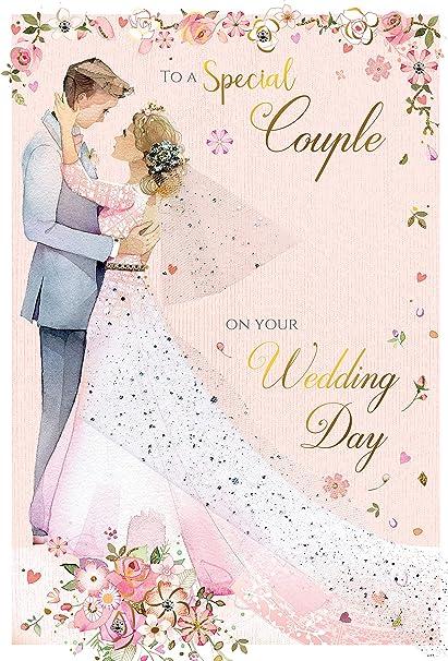 Second Nature - Tarjeta de felicitación de boda para pareja ...