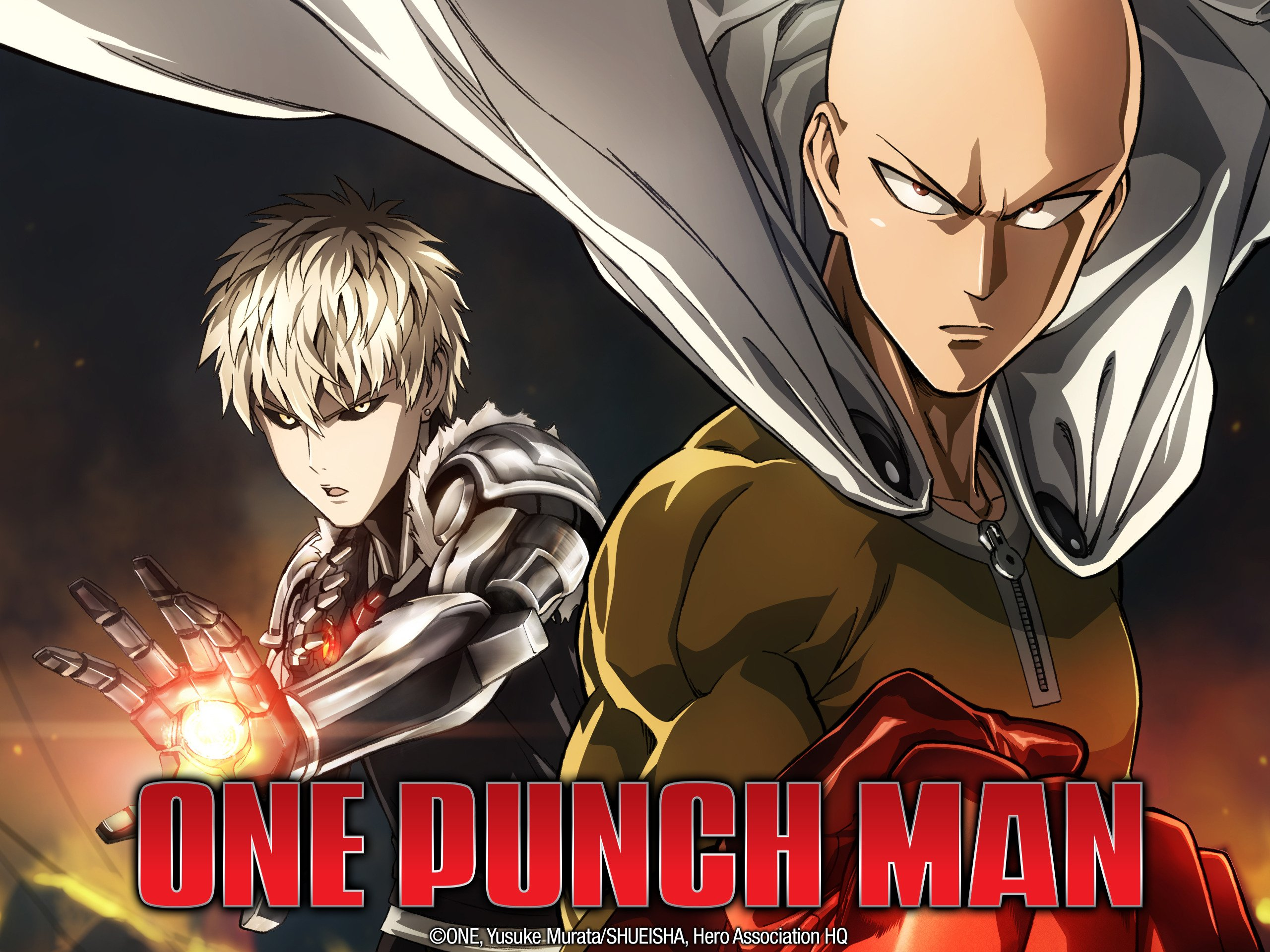 Amazon com: Watch One-Punch Man- Season 1 | Prime Video