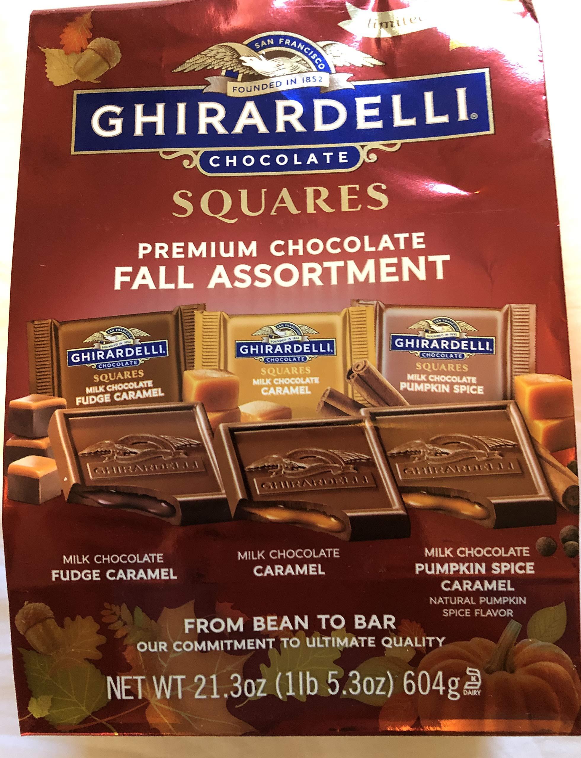 Ghirardelli Premium Chocolate Fall Assortment, 21.3 Ounce by Ghirardelli