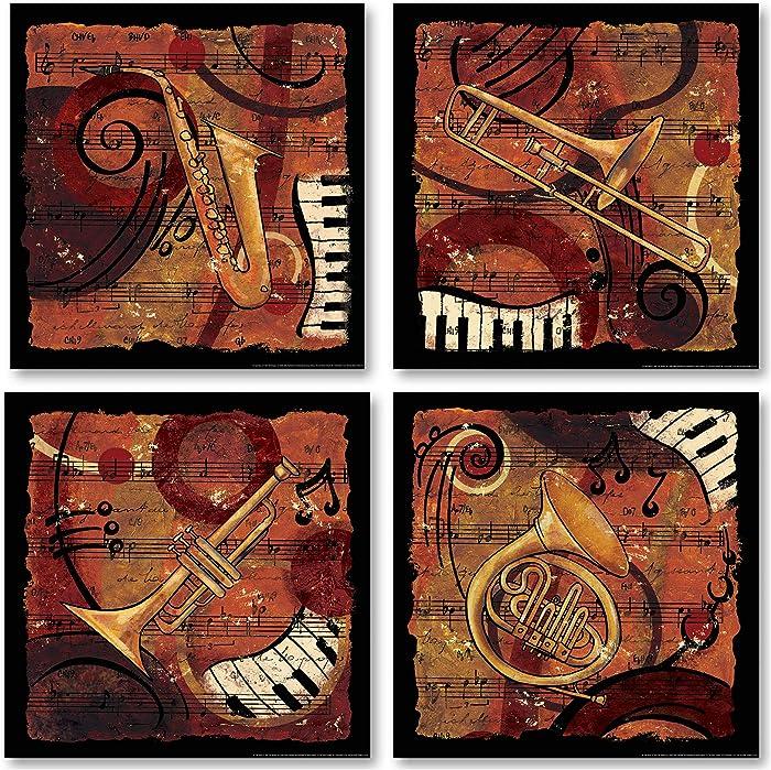 Top 9 Trombone Decor