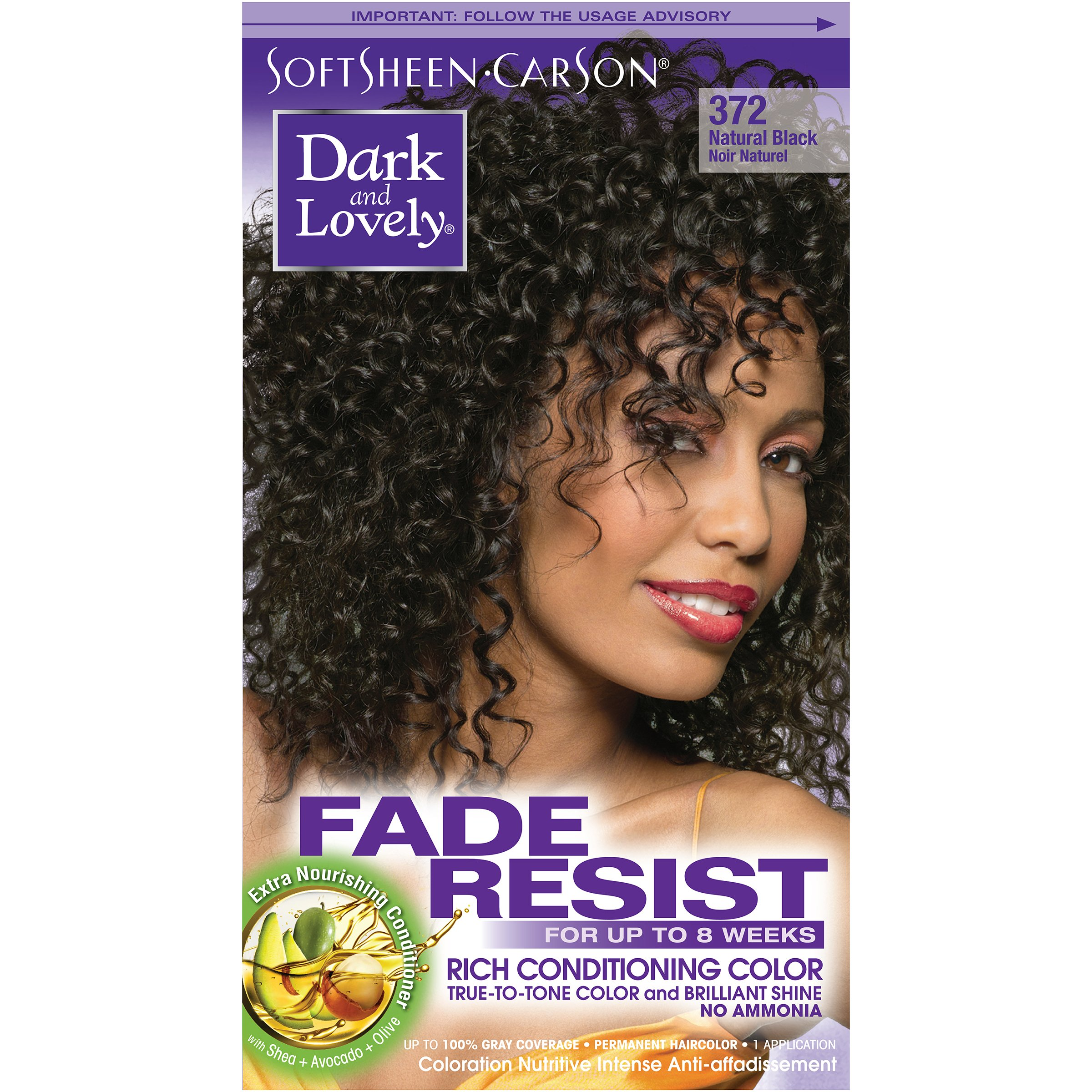 Amazon Softsheen Carson Dark And Lovely Fade Resist Rich