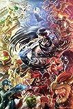 """CGC Huge Poster - Super Smash Bros. Wii U Art - EXT136 (24"""" x 36"""" (61cm x 91.5cm))"""