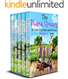 Diana Flowers Floriculture Mysteries: Books 1 - 5