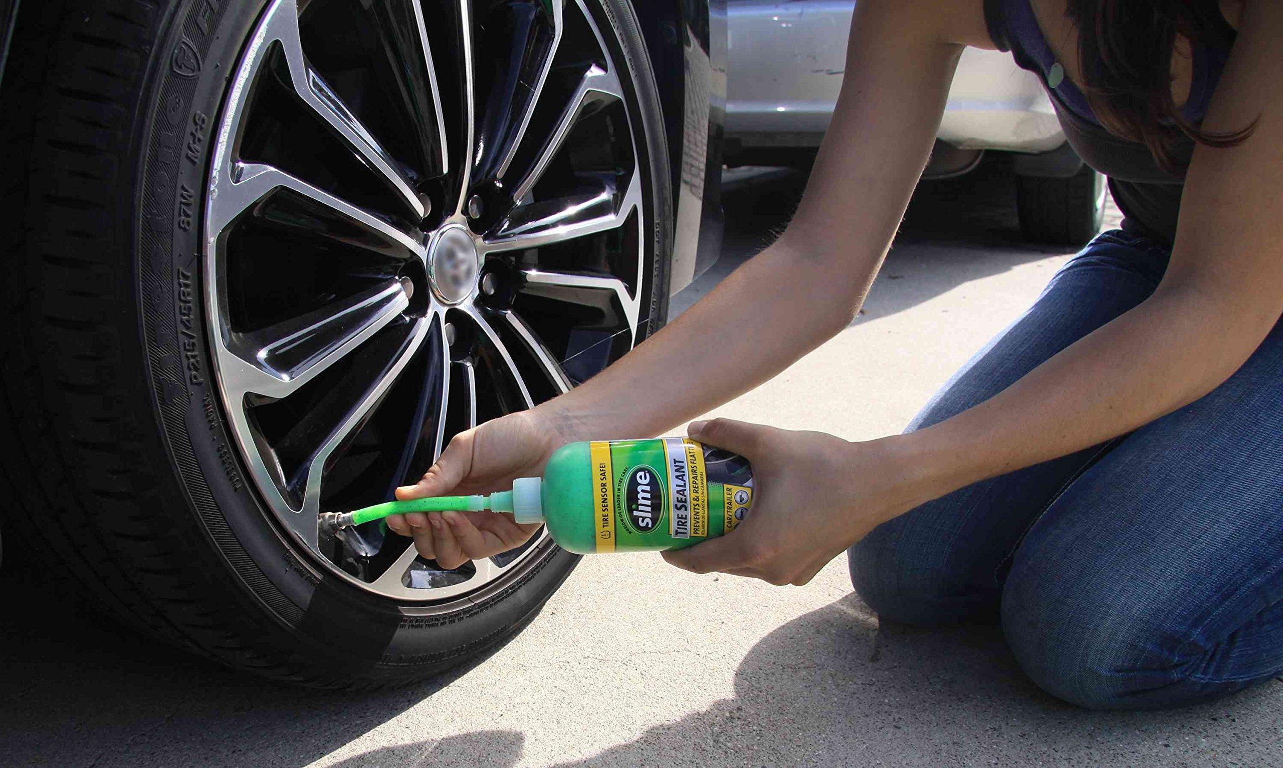 Slime 50107 Smart Spair Emergency Tire Repair Kit by Slime (Image #1)