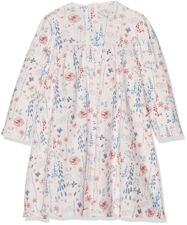 Mamas and Papas Floral Jersey Dress Robe B/éb/é Fille