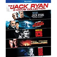 Jack Ryan 5-Movie Collection Blu-ray
