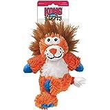KONG Cross Knots Lion Dog Toy, Medium/Large