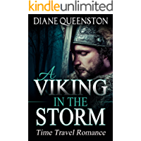 Time Travel Romance: A Viking in the Storm ( Historical Time Travel Romance) (New Adult Comedy Romance Short Stories)