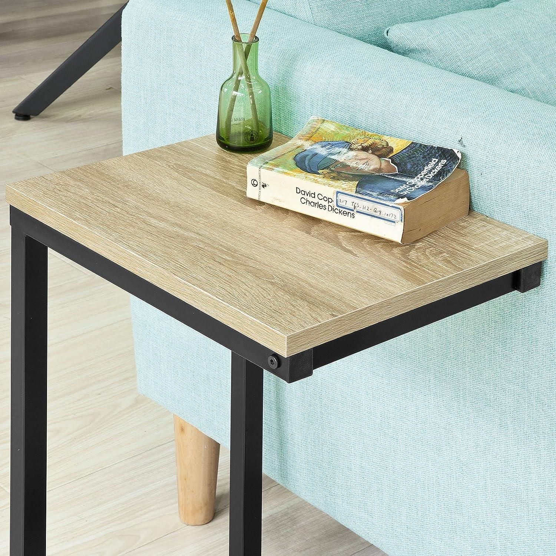 soges Tavoli a Incastro Tavolo da Divano Tavolino End Table Tavolino da caff/è per Home Office Set di 2,GCBZ1002