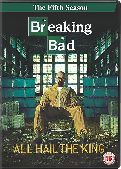 Breaking Bad Season 5 Dvd Uv Copy Amazon Co Uk Bryan Cranston Anna Gunn Bryan Cranston Anna Gunn Dvd Blu Ray
