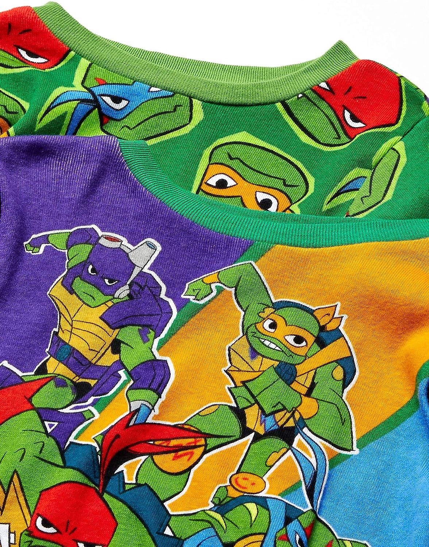 Amazon.com: Nickelodeon - Juego de pijama de algodón para ...