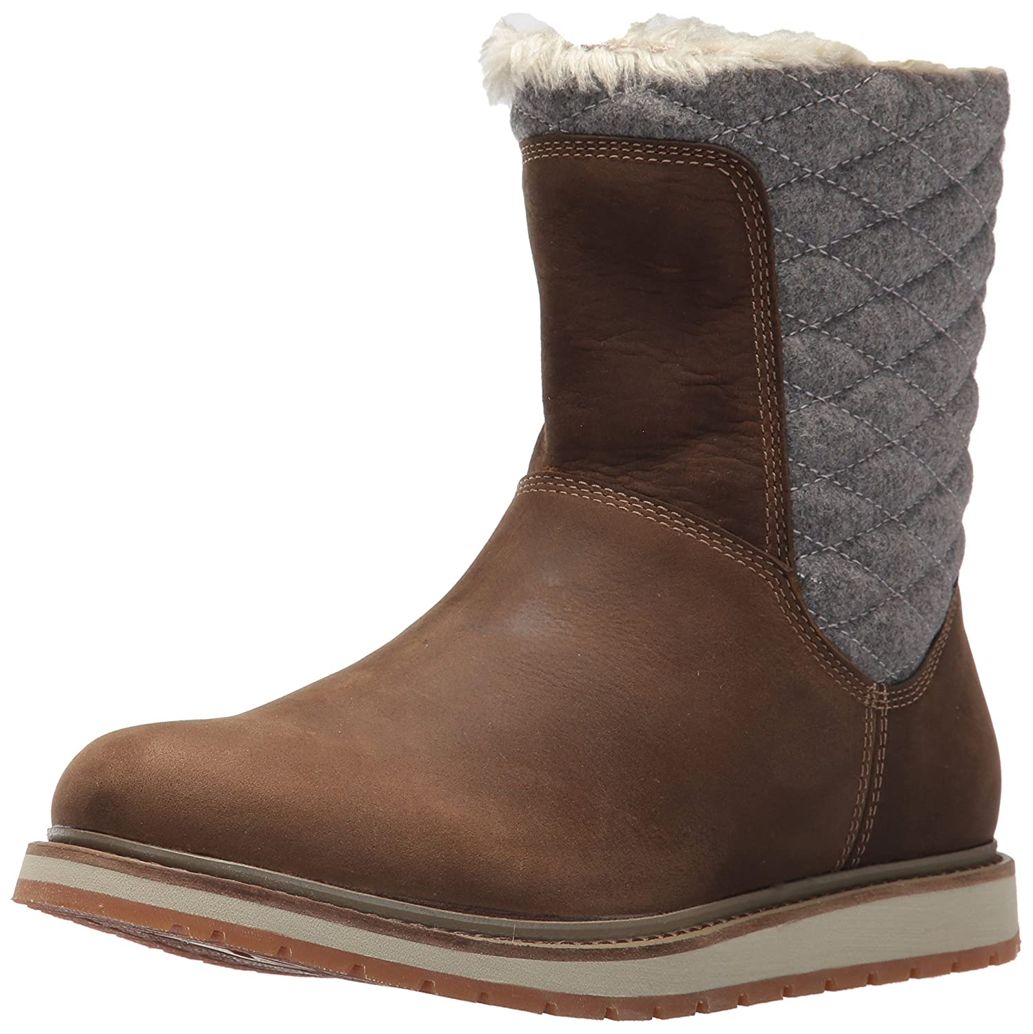 Helly Hansen Women's Seraphina Winter Boot B01N5XS0C0 6 B(M) US|Oatmeal/Natura/Cement