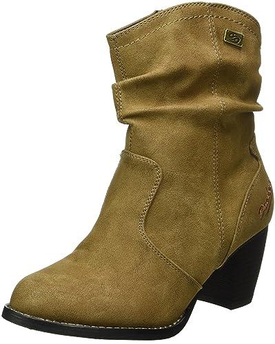 hot sales 852f5 a7f57 Dockers by Gerli Damen 27ld238-630470 Cowboy Stiefel