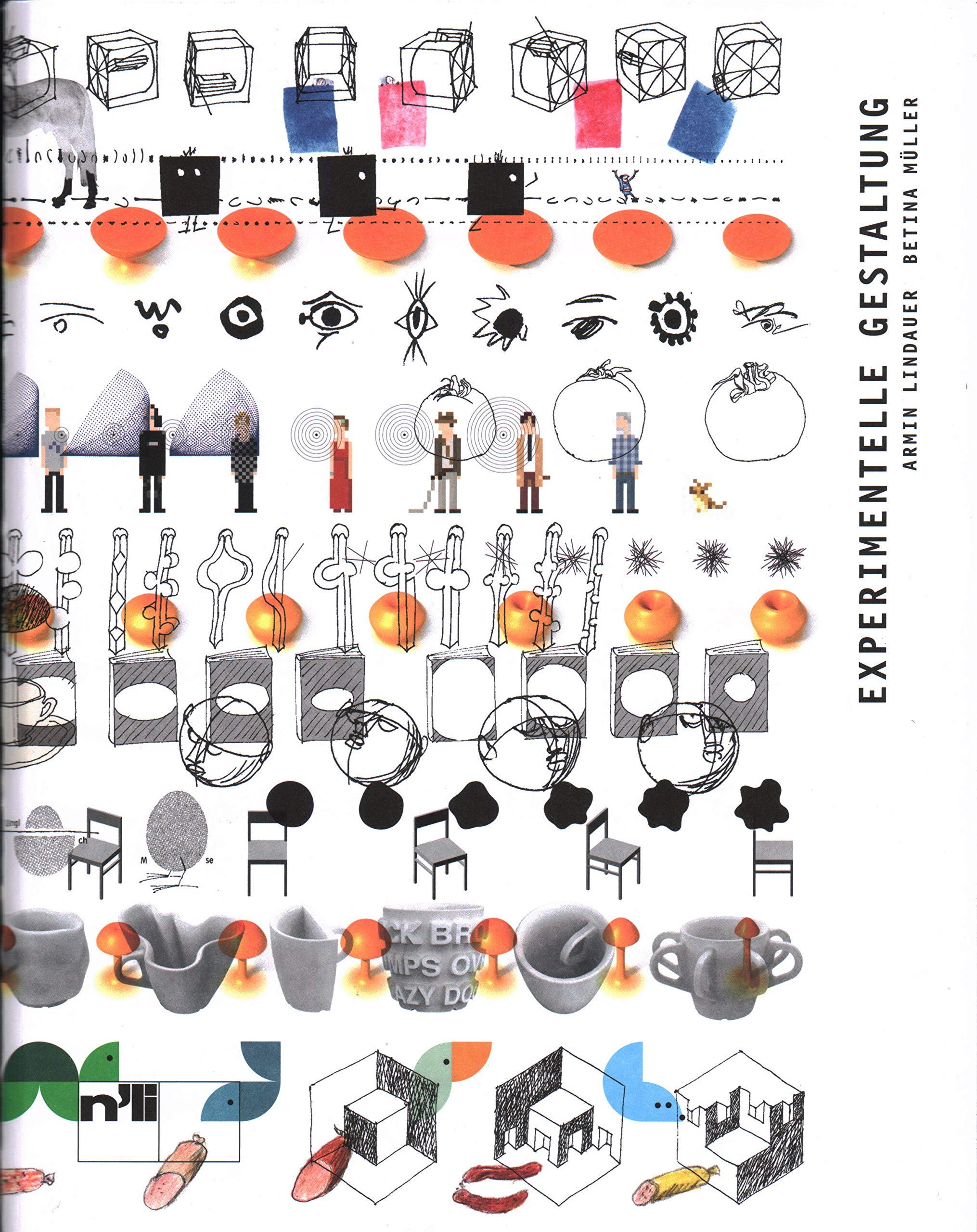 Experimentelle Gestaltung: Visuelle Methode und systematisches Spiel