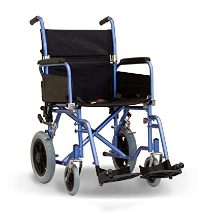 Transporte de tránsito plegable bajo costo Attendant – Silla de ruedas