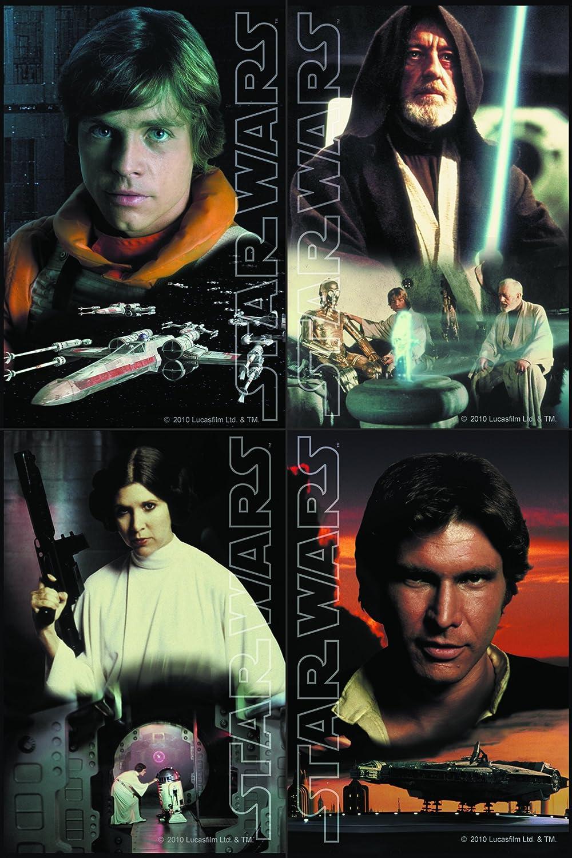 Star Wars Mini Sticker Pack S-SW-0087-S