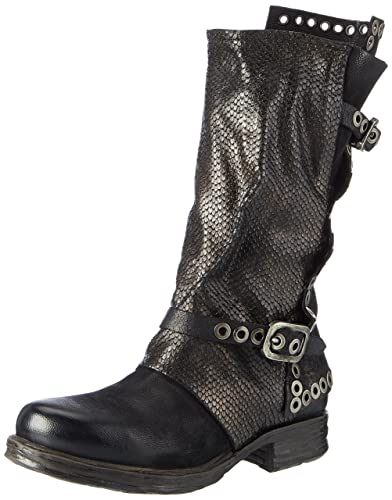 A.S.98 Damen Saintec Biker Boots
